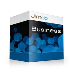 Pack Business Jimdo pour la création de site internet