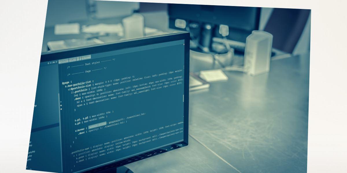 Codage et développement internet professionnel