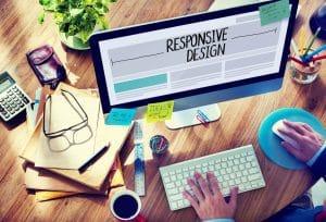 Designe moderne pour votre site web responsive design