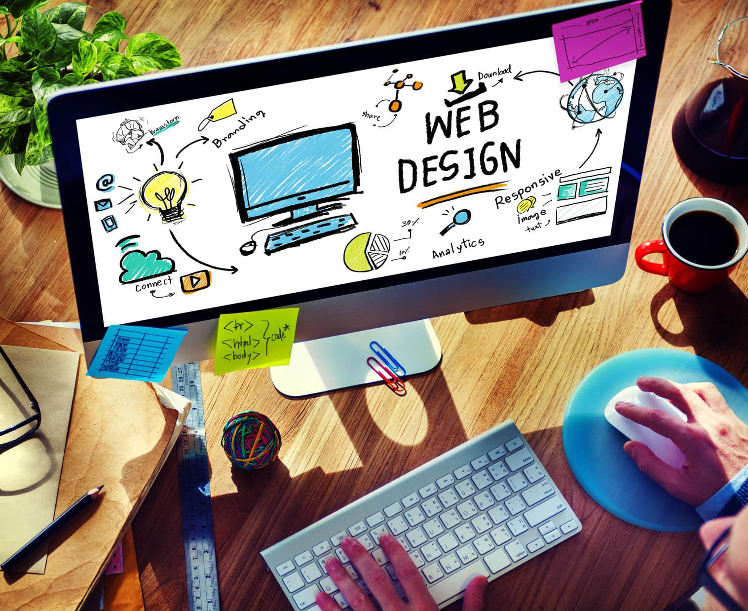 WebDesign de site internet